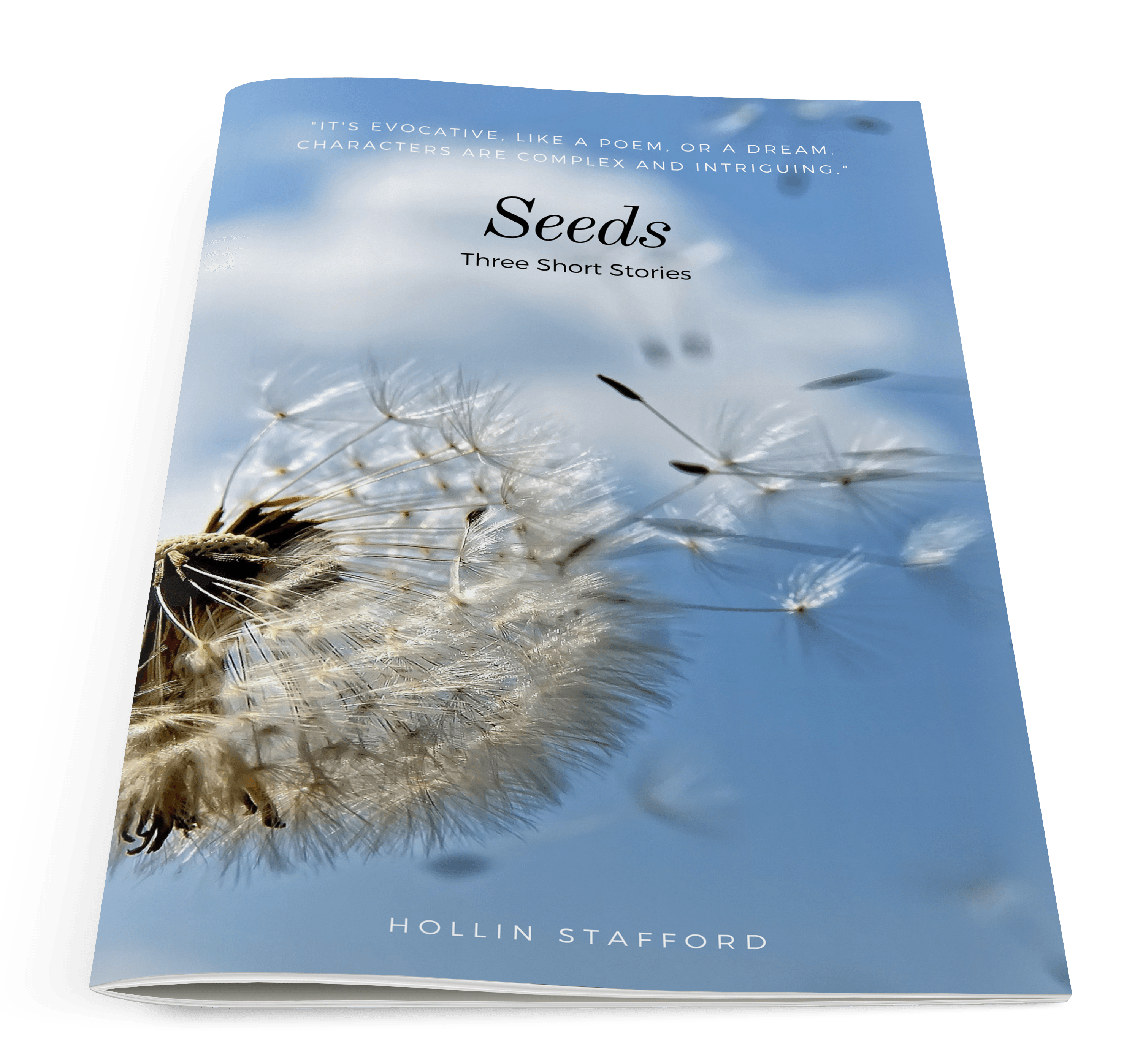 Seeds Cover Short Stories Cropped